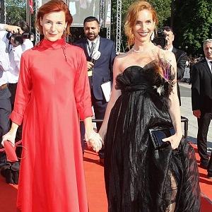 Na filmovém festivalu v Karlových Varech