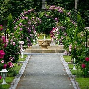 Zámecká zahrada Jemniště