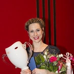 Ženský výkon Nikola Márová (balet a pantomima)
