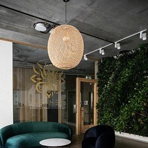 DRN- interiér centra krásy a zdraví Aether