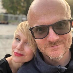 S manželem Jiřím Kounickým.