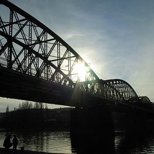 Výjimečný Železniční most