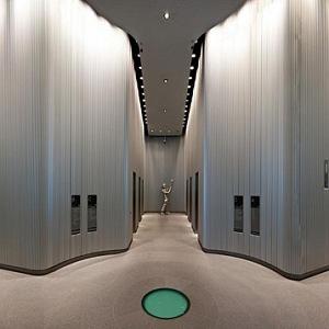 Prostor s výtahy