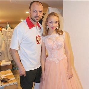 S dcerou Kačenkou si zahrál a opět zahraje v muzikálu Horečka nedělní noci.