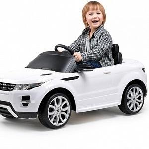 Feber, Range Rover sports elctric car