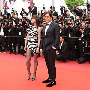 Javier Bardem a Charlotte Gainsbourgová