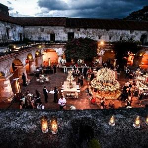 Svatba Guatemala