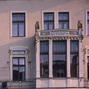 Detail Městské spořitelny pražské