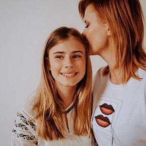 S dcerou Sofií.