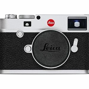 Leica M10, stříbrný typ