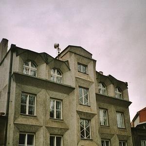 Kovařovicova vila v Praze, Josef Chochol