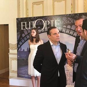 Představení parfému EUTOPIE No. 11
