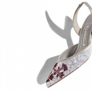 Pro boty od Manola je příležitost vždycky.