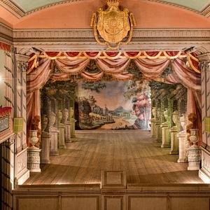 Divadlo, jeviště, Litomyšl