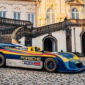 5. Porsche 917/30 Spyder