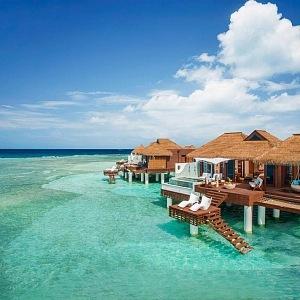 Jamajský ráj na zemi, to je Sandals Royal Caribbean****