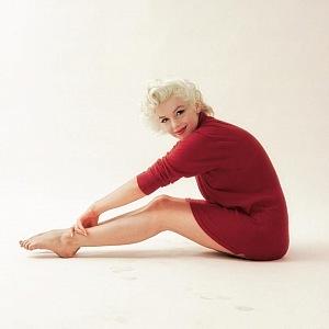 Perfektní a úžasná Marilyn Monroe.