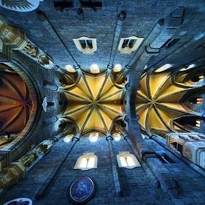románská bazilika sv. Prokopa