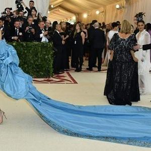 Diane Kruger, šaty Prabal Gurung