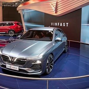 VinFast Lux A2.0 sedan a SA2.0