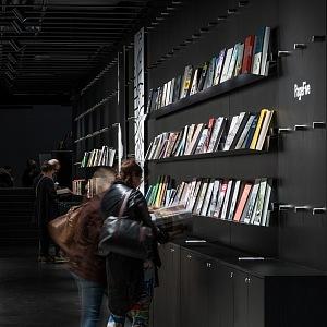 CAMP, knihovna