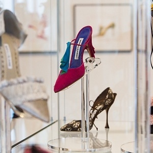 Art of Shoes, Manolo Blahnik