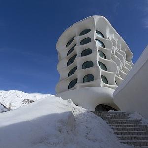 Barin - architektura jako z jiného světa
