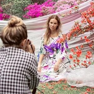 Krásná Andrea Verešová v nové kolekci Natali Ruden - Eden