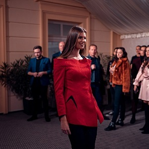 This year finalist Miss Czech Republic