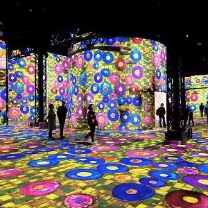Atelier de Lumières, Gustav Klimt
