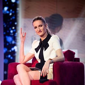 Adela patří k nejvytíženějším moderátorkám na Slovensku