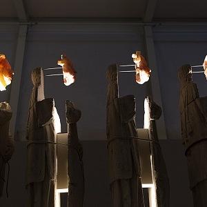 Ground Zero, duchovní bytosti, Daniel Pešta