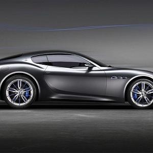 Maserati Alfieri koncept vozu