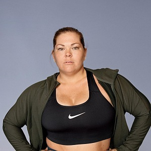 Plus size Nike collection