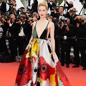 Amber Heard, Valentino