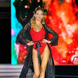 Andrea Verešová v luxusních plavkách