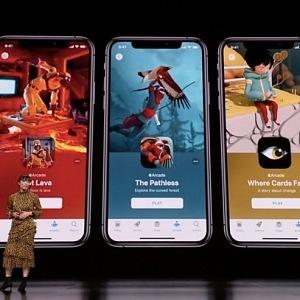 Představení aplikace Arcade