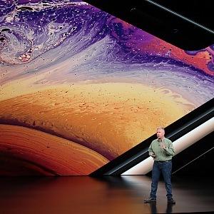 Představení nového iphone