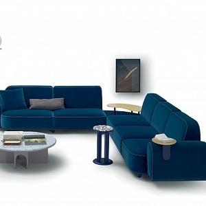 Sofa Arcolor & Leafo For Arflex