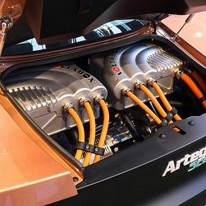 Artega Scalo motor