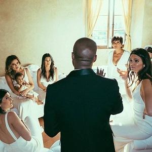 Ani Kanye West ji to nerozmluvil.