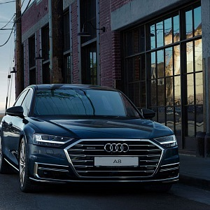 Audi A8 conservative classic that will not get boring