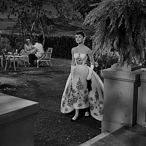 Audrey Hepburn, Sabrina