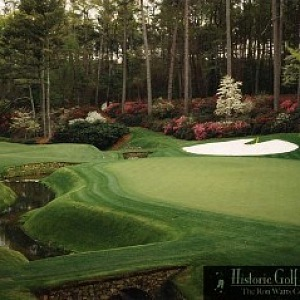 AUGUSTA NATIONAL GOLF CLUB, Georgia, USA