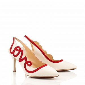 Charlotte Olympia - model Love Shoes