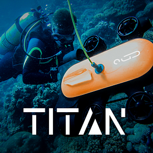 Titan vodní dron