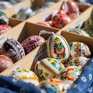 Velikonoční trhy v Praze