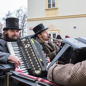 Malostranský masopust, hudebníci