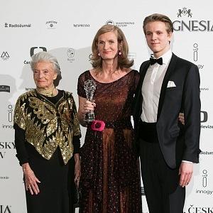 Zdenka Procházková, Simona Rybáková, Zdeněk Piškula
