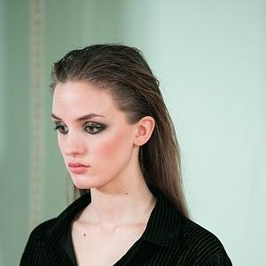 Modelky se stylovými účesy